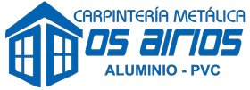 Os Airios · Carpintería Metálica As Pontes Logo